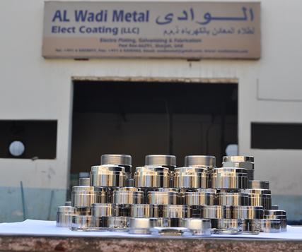 Al Wadi Metal Elect Coating LLC